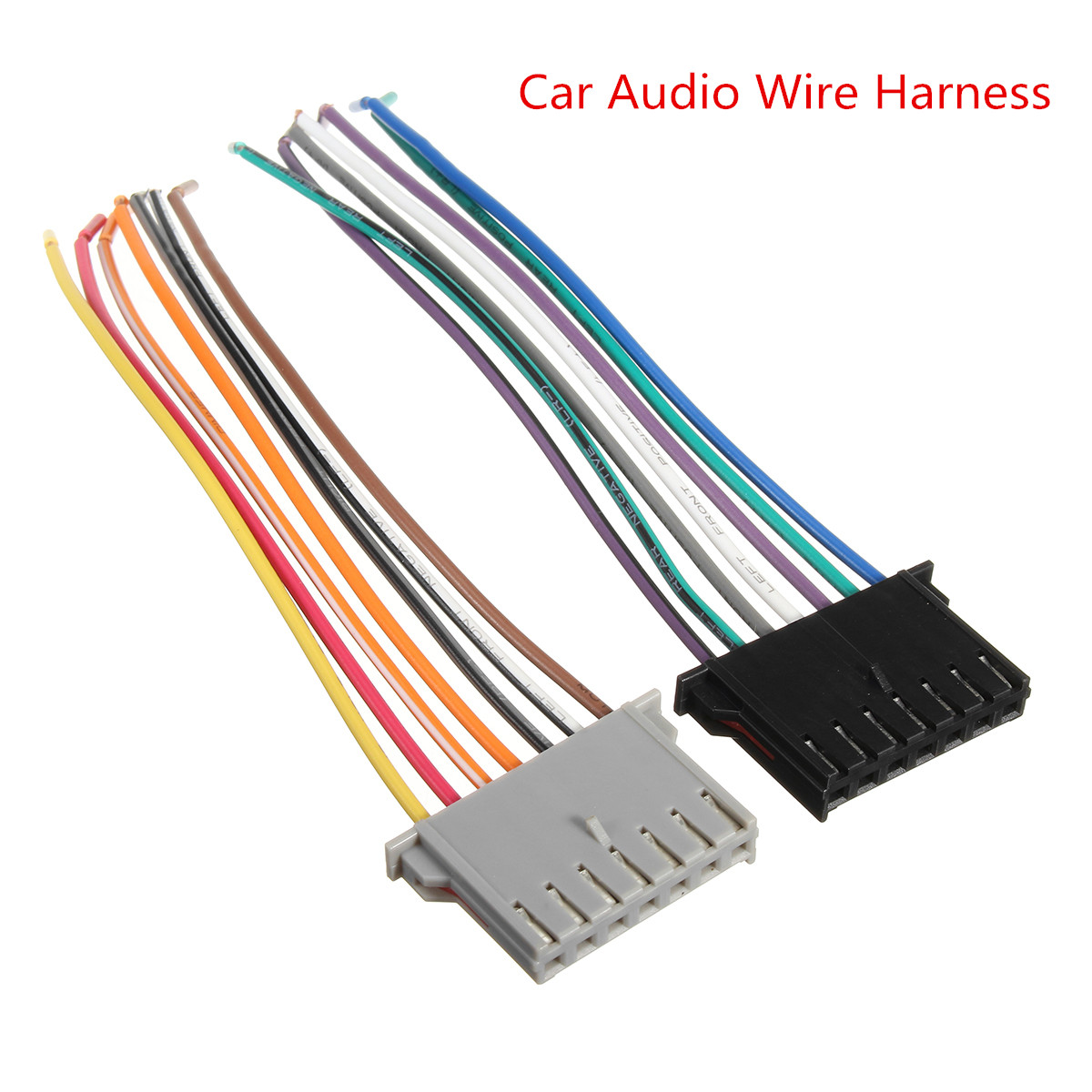hight resolution of 2 x wiring harness