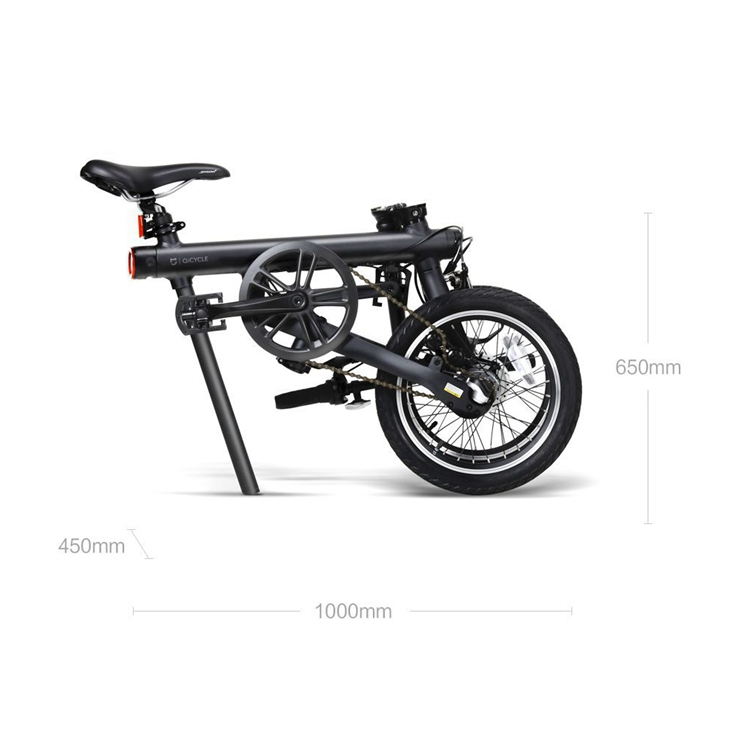 Xiaomi Smart Electric Power Folding Bike Bluetooth 4.0