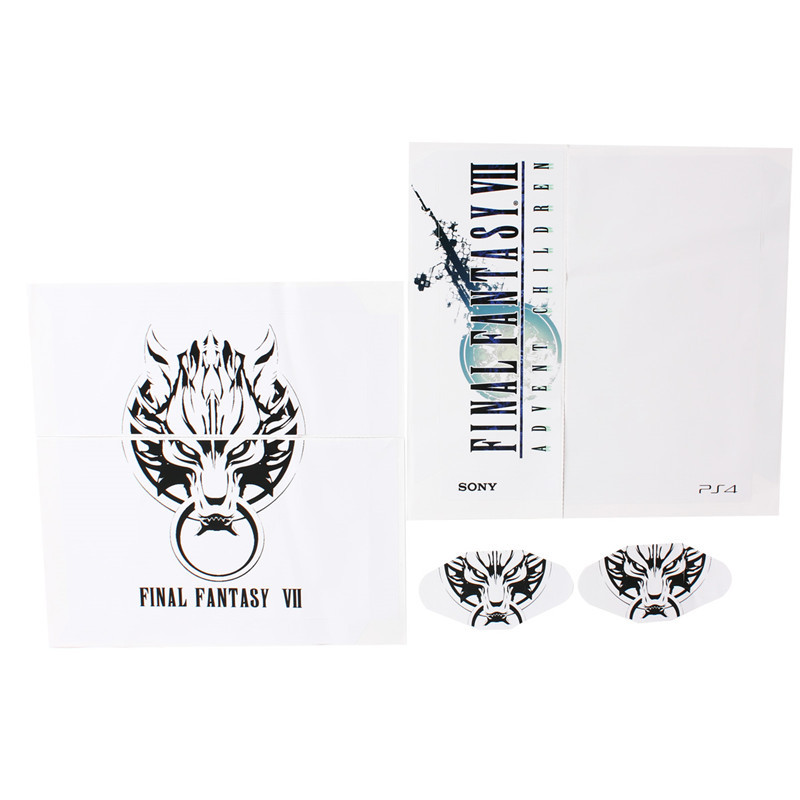 Fantasy Game Theme Sticker Decal Skin for Playstation 4