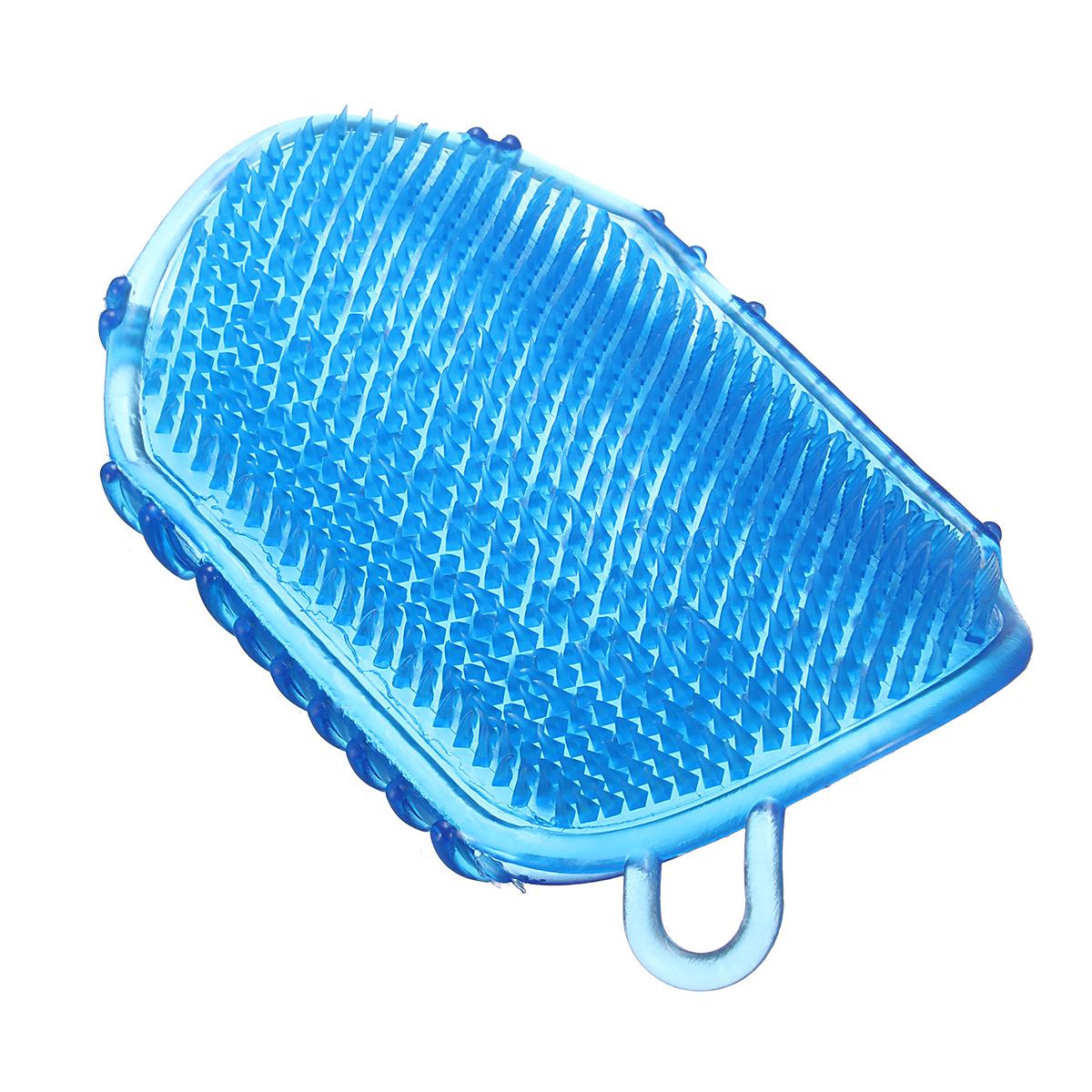 Elastic PVC Whole Body Massager Massage Bathing Brush Anti