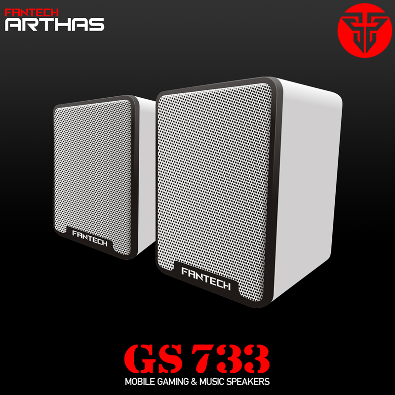 Fantech GS733 USB Wired Subwoofer Speaker Portable Sound Box 5