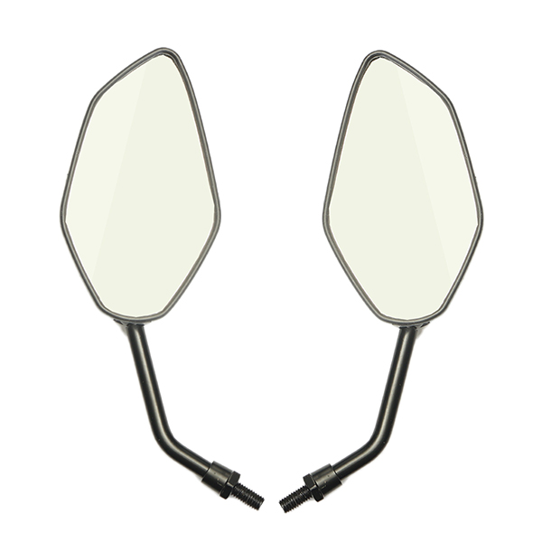10mm 8mm Thread Motorcycle Rear View Mirrors Univesal