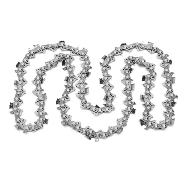 Solid Carbide Chainsaw Chain 72 Links Chain For 20 Inch
