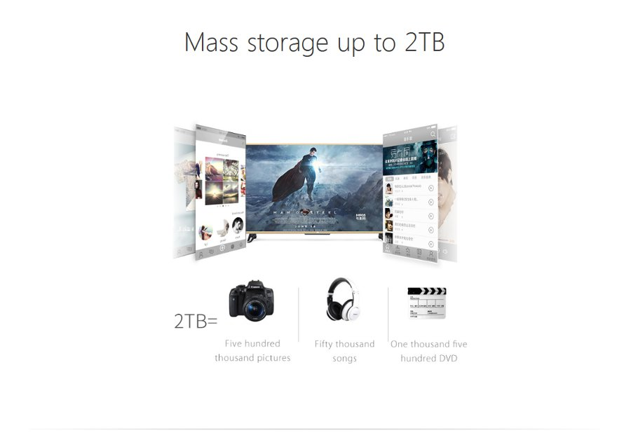 ORICO 2139U3-CR 2.5 inch Transparent USB3.0 HDD Hard Drive Enclosure Storage Case 29