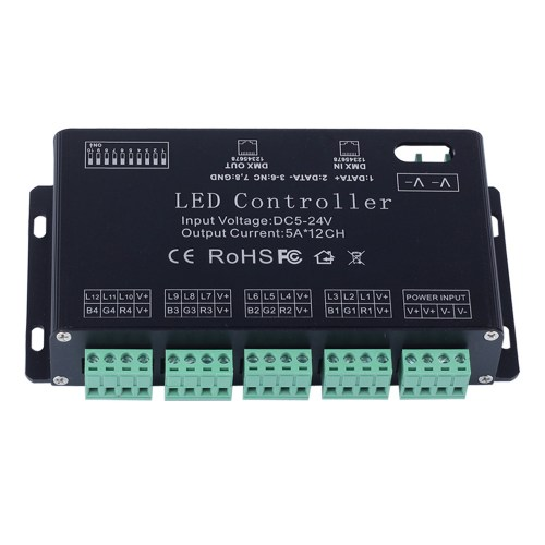 small resolution of 1 x led dmx512 controller 1 x english user manual connection diagram