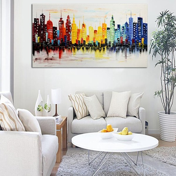 Living Room Wall Art Canvas Painting