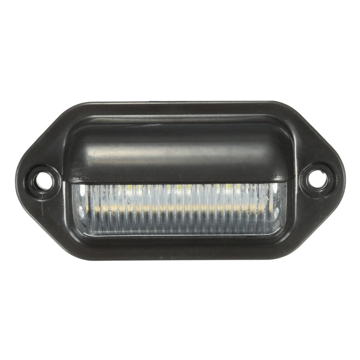 1030V 6 LED ABS License Plate Light Number Lighting Lorry