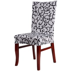 Chair Seat Covers With Elastic Wedding Halifax Honana Wx 912 Elegant Spandex Stretch