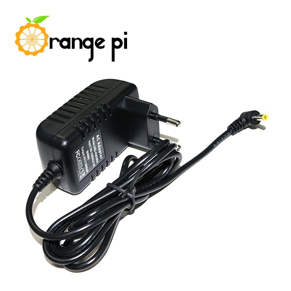 Orange Pi 5V/3A EU European Standard Power Adapter For All Orange Pi 5
