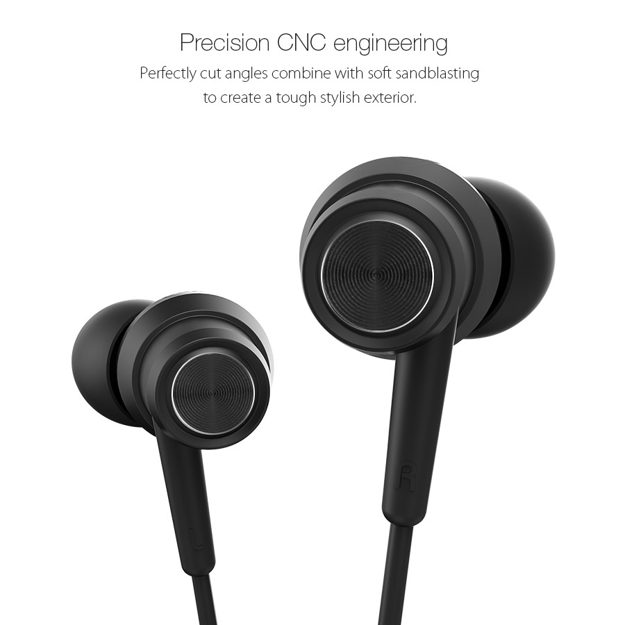 BlitzWolf® BW-ES1 Graphene In-ear Sound Wired Control Earphone With Microphone