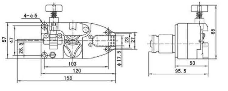 MIG Welder Welding Machine Wire Drive Motor Feed Feeder