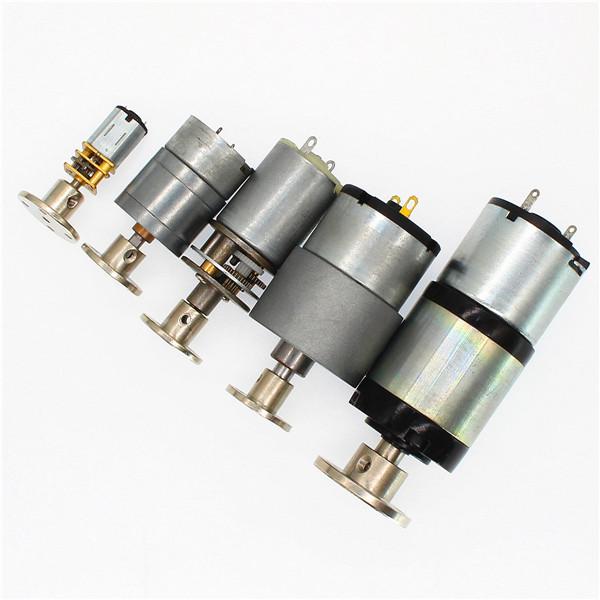 CHIHAI MOTOR 3/4/5/6mm Rigid Flange Coupling Motor Guide Shaft Coupler Motor Connector