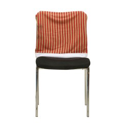 Christmas Wedding Chair Covers Kirklands 70x50cm Vertical Stripes Seat Cover Hotel