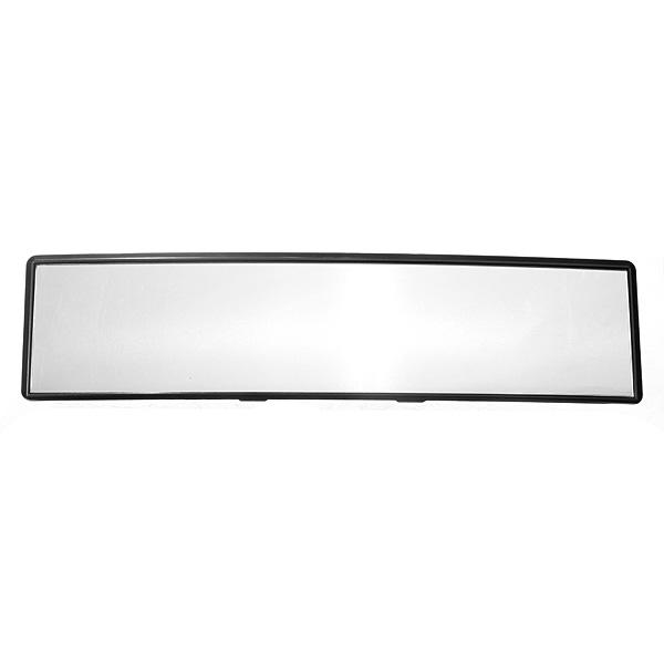 Car Truck 300mm Interior Rear View Mirror Anti-glare Flat
