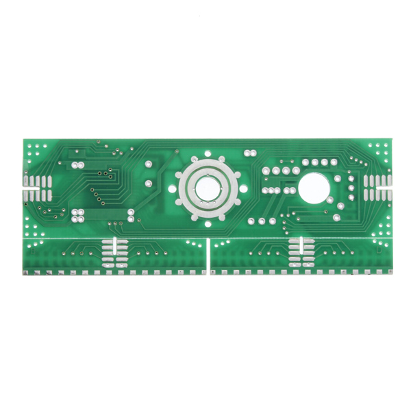 Matrix Display Rotating Electronic Kit Circuit Board Diy Us1080