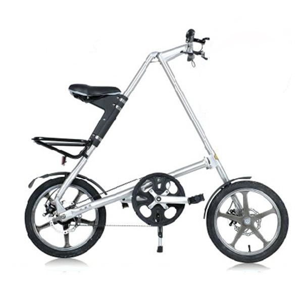 Folding Bike MINI Bicycle 16inch Wheel Smallest Aluminium