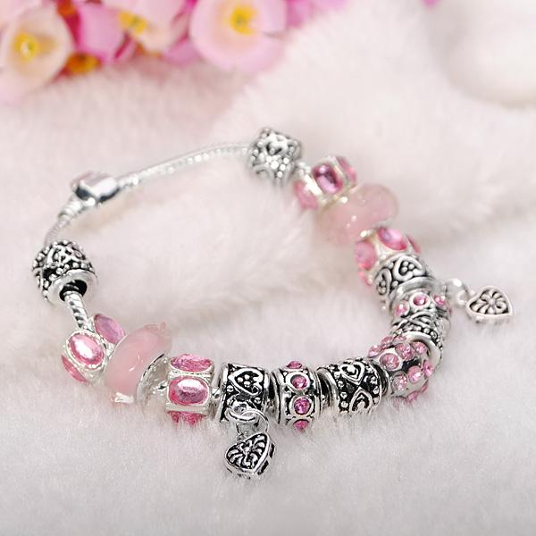 Beads Crystal Bracelet