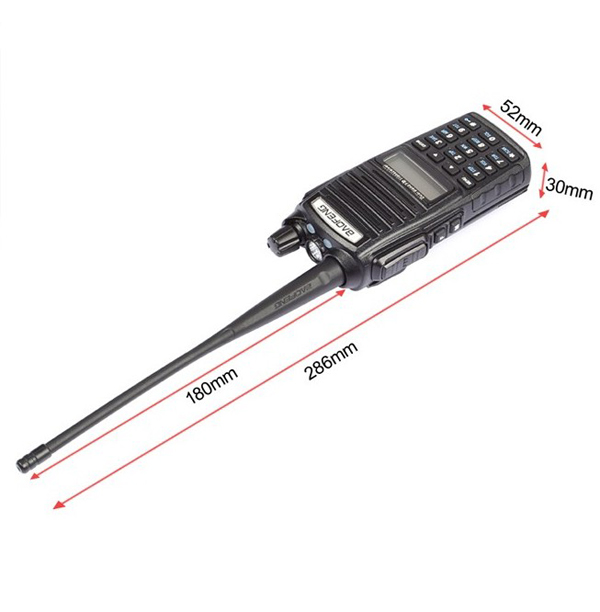 BAOFENG UV-82 Dual Band Handheld Transceiver Radio Walkie