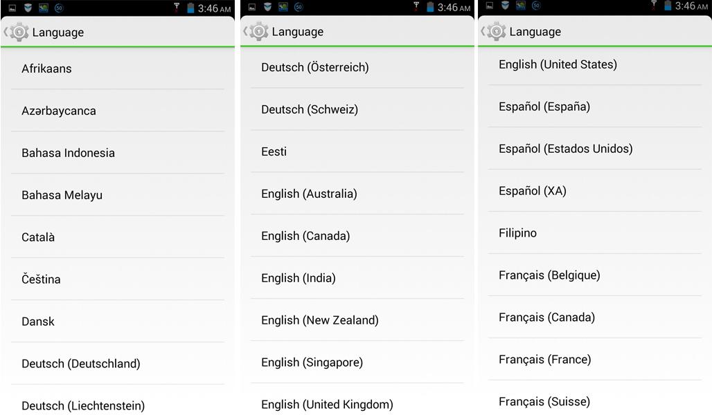 Smartphone Lenovo A916 4G LTE Android 4.4 Octa Core 5,5