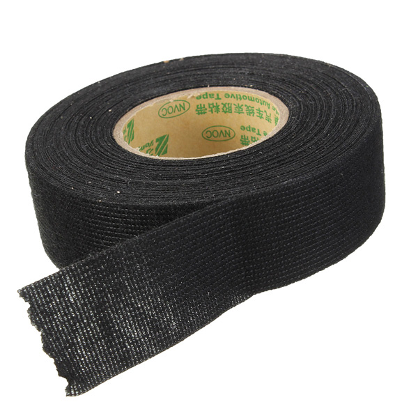 Flannel Cloth Tape For Automobile Wire Harness Tape 25mm 10m Sale