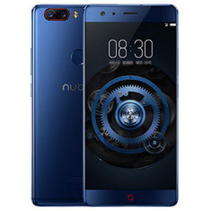 ZTENubiaZ17Doublecaméraarrière 5,5 pouces 8 Go 128 Go Snapdragon 835 Octa core 4G Téléphoneintelligent