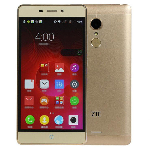 banggood ZTE V5 Pro N939Sc Snapdragon 615 MSM8939 1.7GHz 8コア GOLD(ゴールド)