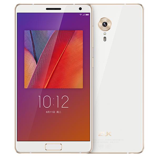 banggood Lenovo ZUK Edge Snapdragon 821 MSM8996 Pro 2.35GHz 4コア WHITE(ホワイト)