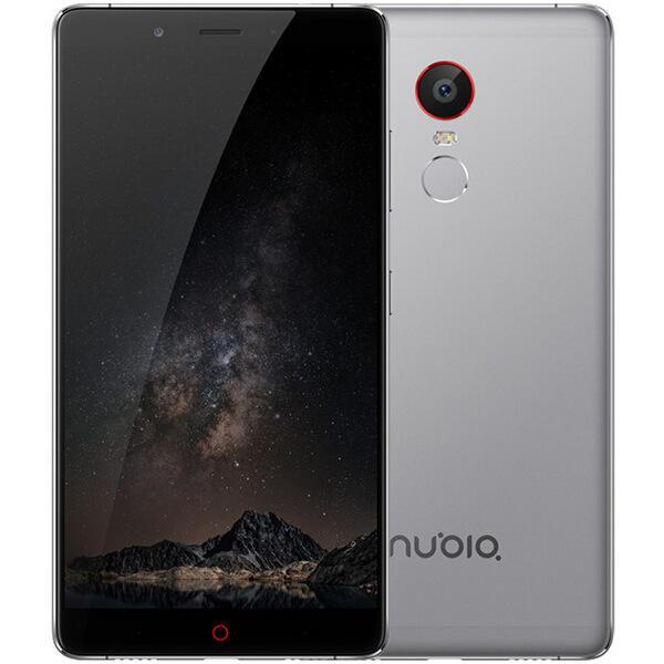 banggood ZTE Nubia Z11 Max MTK6755 1.8GHz 8コア GRAY(グレイ)