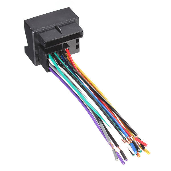 Audio Stereo Wiring Harness Adapter For Nissan Also Car Radio Wiring