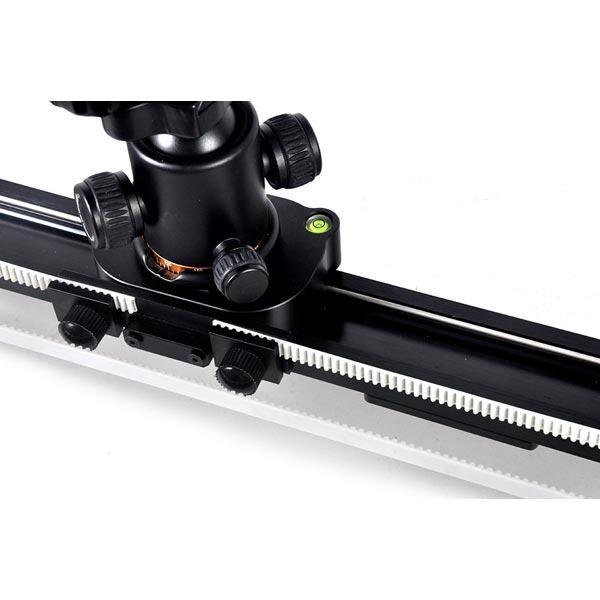 Commlite ebs-120 carril de diapositiva estable eléctrico de 1.2 m para cámara slr digital dv cámara de vídeo