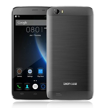 DOOGEE T6 Pro 5.5-inch 6250mAh 3GB RAM 32GB ROM MT6753 Octa-core 4G Smartphone