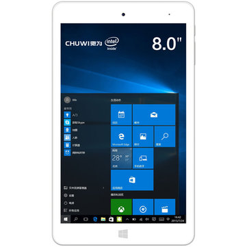 Original Box Chuwi HI8 Pro 32GB Intel Z8300 Quad Core 1.84GHz 8 Inch Dual OS Tablet
