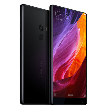 Xiaomi Mi MIX 6.4 inch Edgeless Display 4GB RAM 128GB ROM Snapdragon 821 Quad Core 4G Smartphone