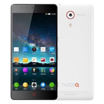banggood ZTE Nubia Z7 Snapdragon 801 MSM8974AC 2.5GHz 4コア WHITE(ホワイト)