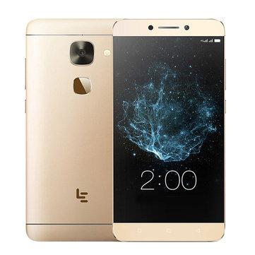 LeTV Leeco Le S3 X626 5.5 Inch Fingerprint 4GB RAM 64GB ROM MTK6797 Helio X20 Deca Core 4G Smartphon