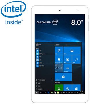 Chuwi HI8 Pro 32GB Intel Z8350 Quad Core 1.84GHz 8 Inch Dual OS Tablet