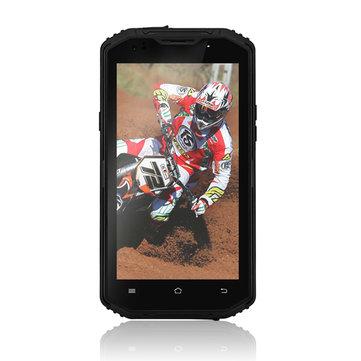 NO.1 X3 Pro 5.5 Inch IP68 4500mAh 2GB RAM 16GB ROM MTK6735 Quad Core 4G Smartphone