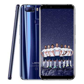 LEAGOO S8 Pro 5.99 Inch FHD+ 6GB RAM 64GB ROM Helio P25 2.6GHz Octa Core 4G Smartphone