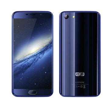 Elephone S7 5.5 inch Fingerprint 4GB RAM 64GB ROM Helio X20 Deca Core 4G Smartphone