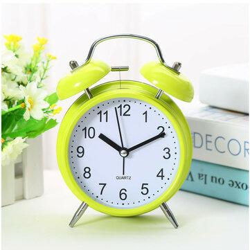 Novelty Luminous Home Decor Electronic Digital Alarm Clocks Wake Up Light Thermometer Led Clock Horloge