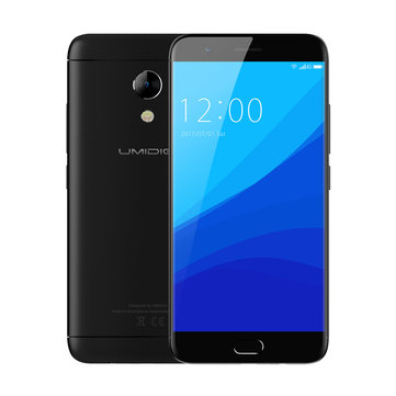 UMIDIGI C2 5.0 inch 4GB RAM 64GB ROM MTK6750T Octa core 4G Smartphone