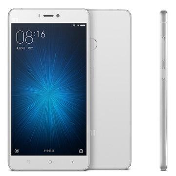 banggood Xiaomi Mi 4S Snapdragon 808 MSM8992 1.8GHz 6コア WHITE(ホワイト)