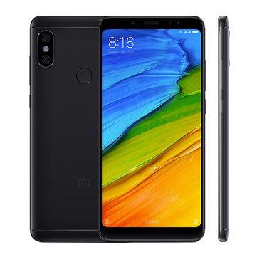 Xiaomi Redmi Note 5 Dual Rear Camera 5.99 inch 3GB 32GB Snapdragon 636 Octa core 4G Smartphone
