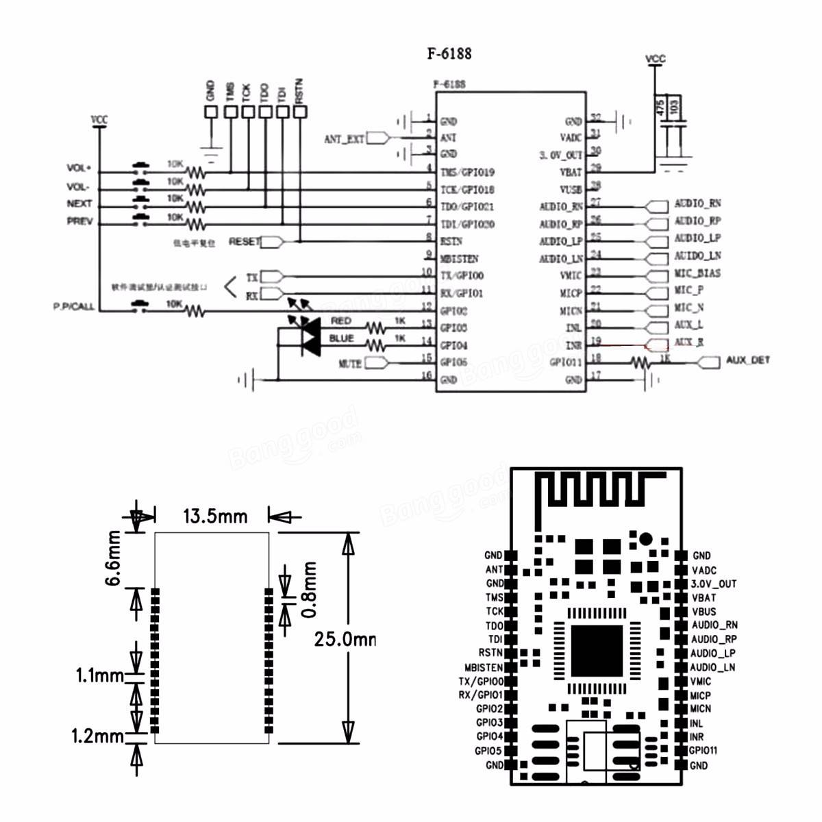 Diy Boombox Wiring Diagram Auto Electrical Bt Speaker 18 Images