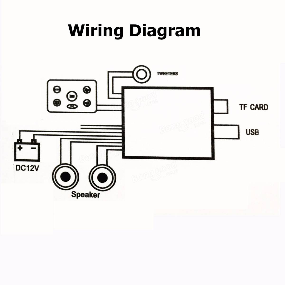 Motorcycle Stereo Wiring Diagram : 32 Wiring Diagram