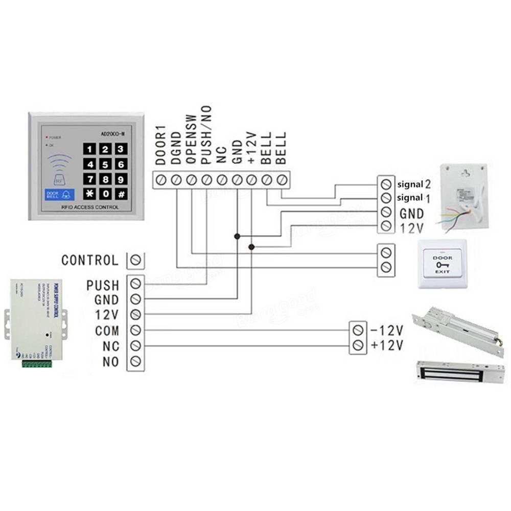 medium resolution of k dc v a door access system electric power supply control k80 dc 12v 3a door access