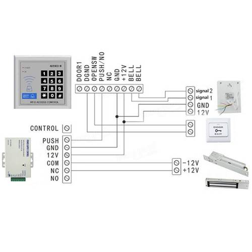 small resolution of k dc v a door access system electric power supply control k80 dc 12v 3a door access