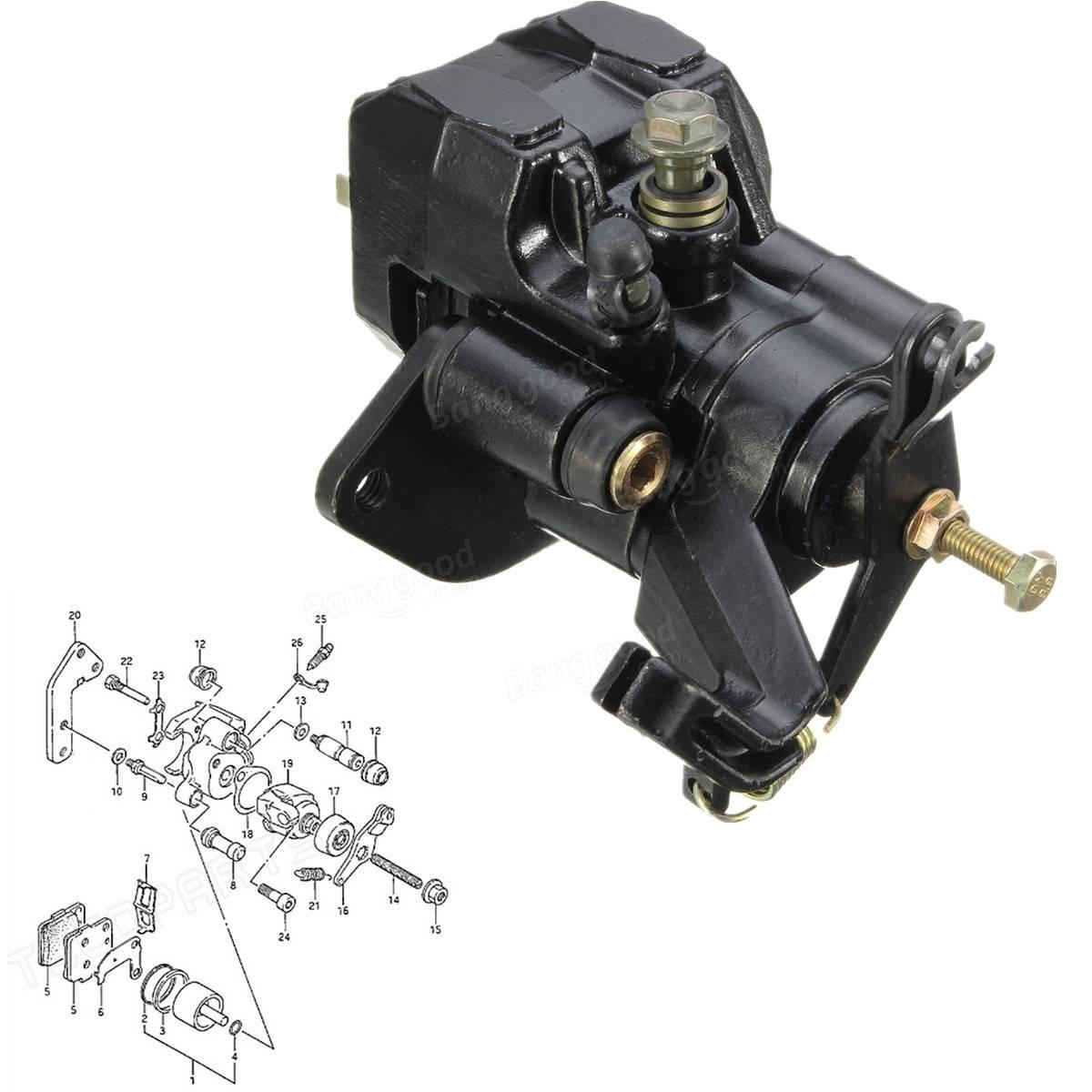 Honda 300ex Engine Diagram