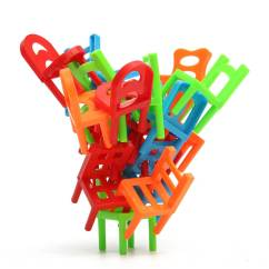 Balance Chair For Kids Ergonomic Keyboard Position 18x Plastic Toy Stacking Chairs Desk Play