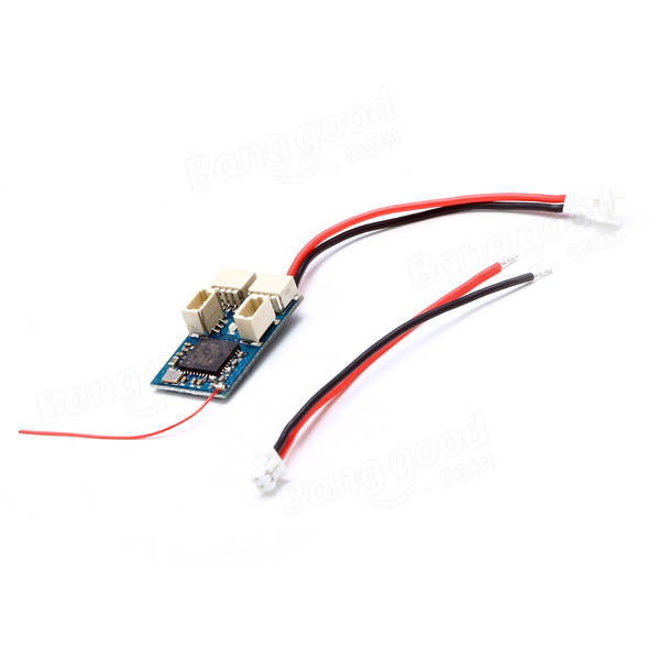2.4G 4CH Micro Low Voltage DSM2 DSMX Compatible Receiver